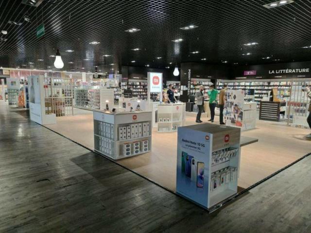 Pour les Toulousains, le Shop in Shop Xiaomi de Blagnac