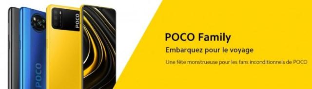 POCO France wants You ! Montrez votre intérêt pour la marque en France !