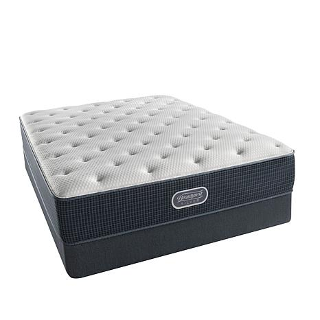 Beautyrest Silver Summertime Plush Mattress Set T