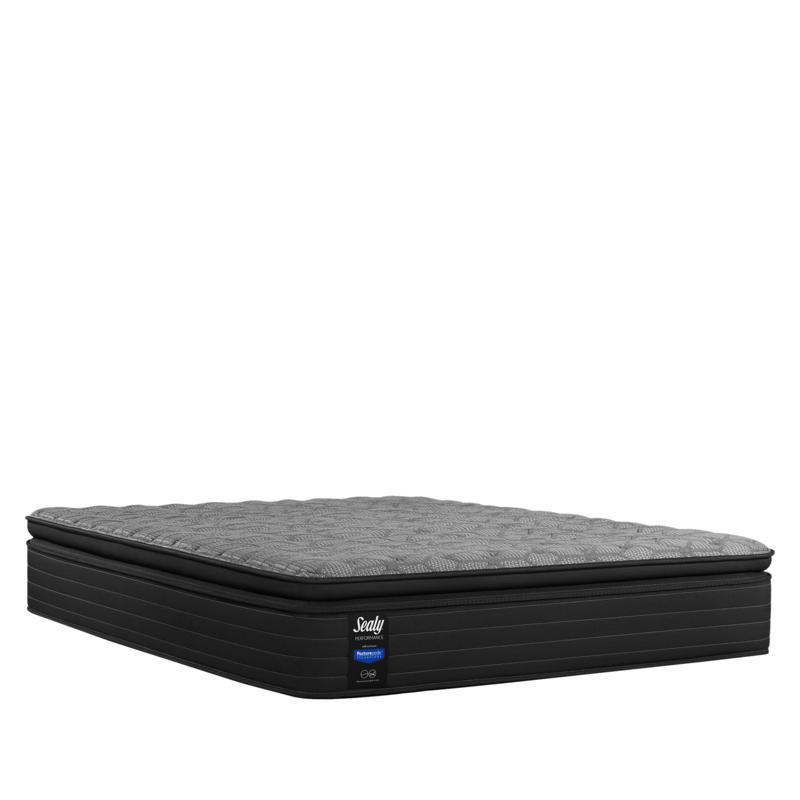 new sealy posturepedic hamilton plush euro pillowtop mattress