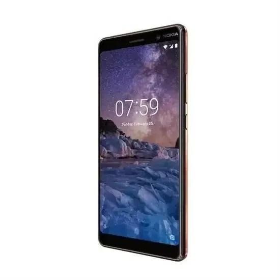 Nokia 7 plus começa a receber Android 9 Pie 3