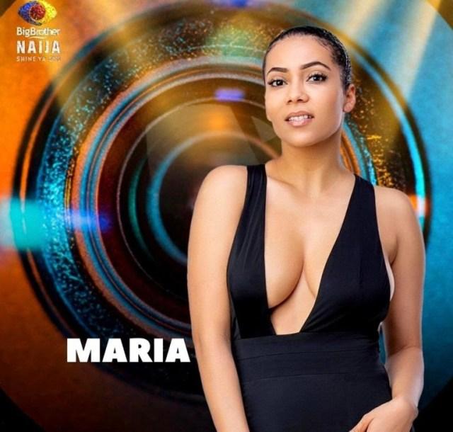 Maria BBNaija Biography