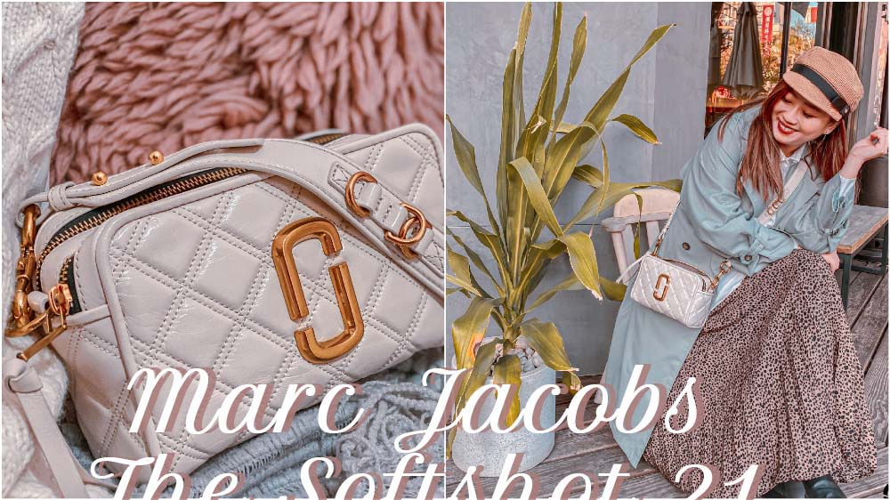 mj相機包,mj包,小香風,小香包,Marc Jacobs,The Softshot 21