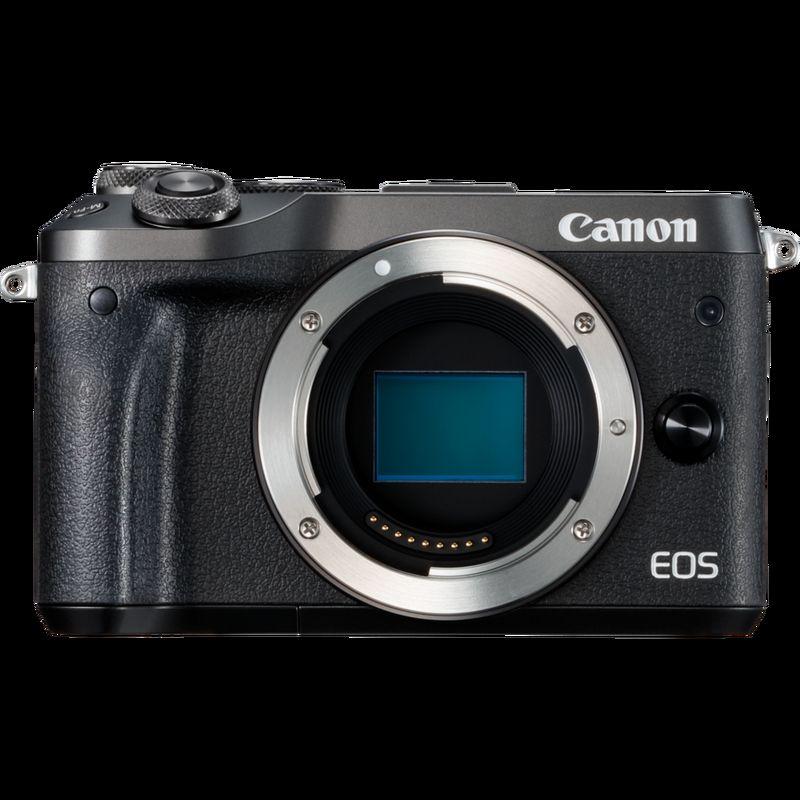 """""""Canon EOS M6 Noir"""" canon 70d Canon 70D Bundle 1724c045 eos m6 1"""