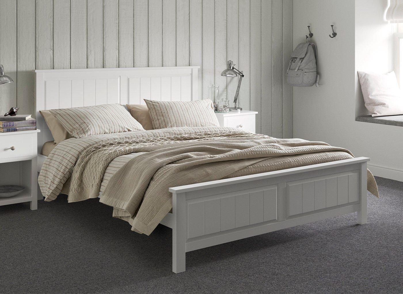 Woodbridge Wooden Bed Frame Beds Dreams