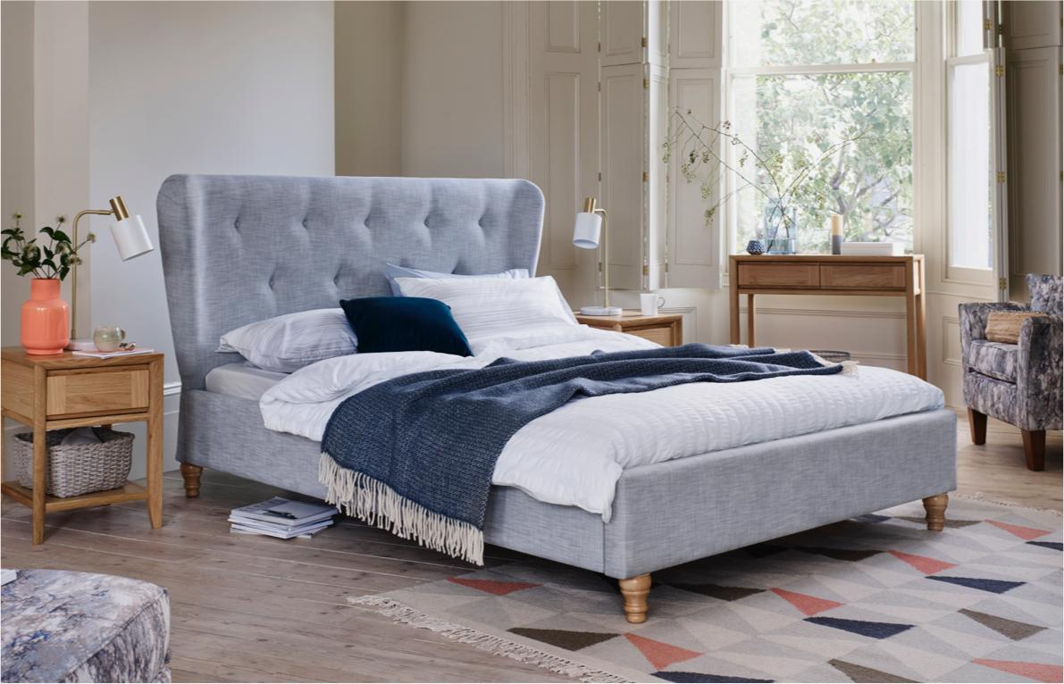 7 grey and white bedroom ideas