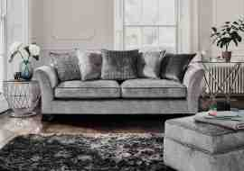 6 Grey And Blue Living Room Ideas Furniture Village