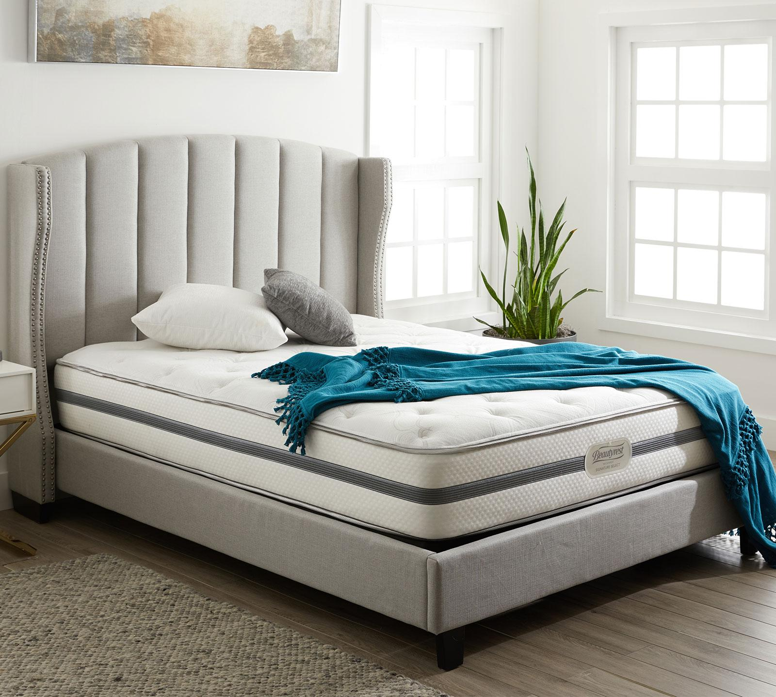 Recharge Vinings 13 5  Plush Mattress