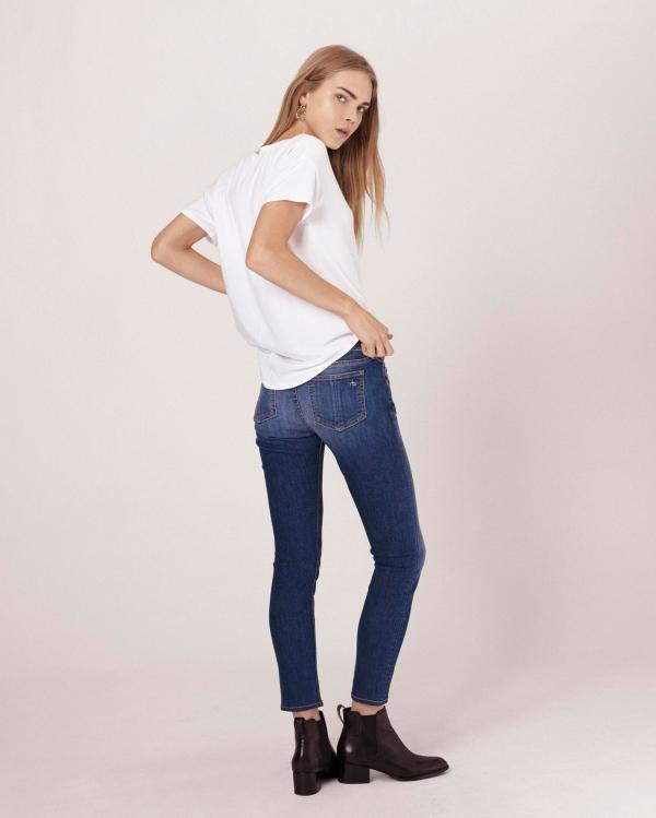 Ankle Skinny Women Jeans rag bone