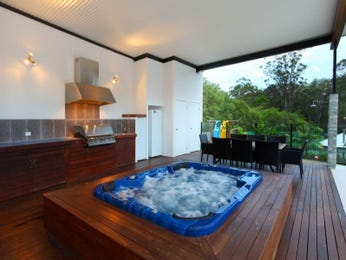 outdoor area ideas with spa on Outdoor Living Spa id=48098