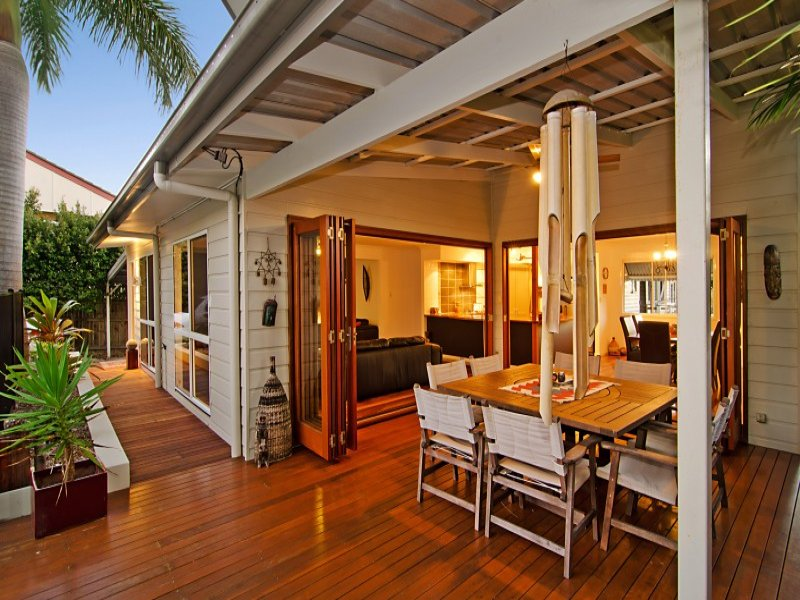 Outdoor living design with deck from a real Australian ... on Aust Outdoor Living  id=84307