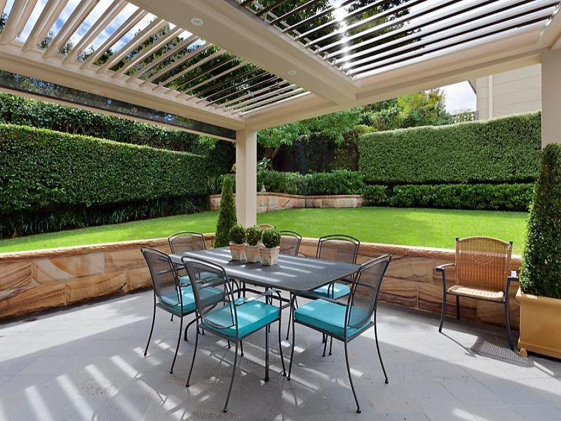 Outdoor living design with pergola from a real Australian ... on Aust Outdoor Living  id=65324