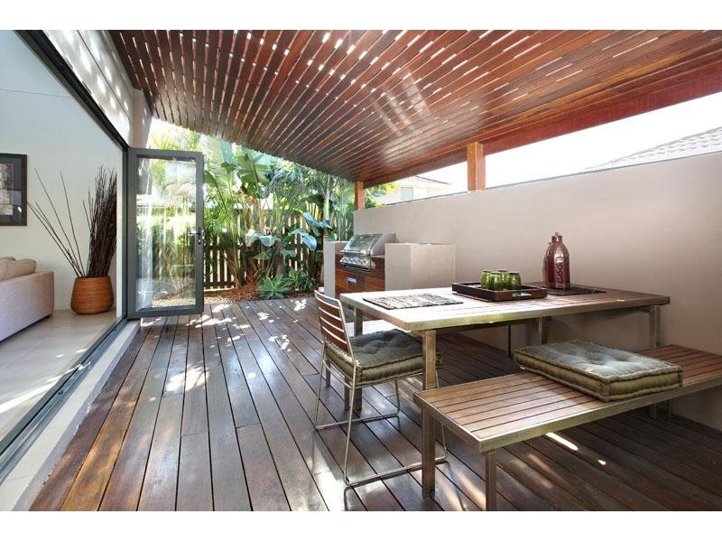 Outdoor living design with bbq area from a real Australian ... on Aust Outdoor Living  id=74680