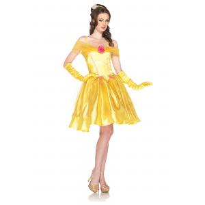 Women's Disney Princess Belle Costume