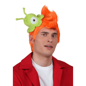 Futurama Brain Slug Headband