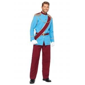 Men's Disney Prince Charming Costume