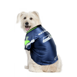 Seattle Seahawks NFL Premium Pet Jersey
