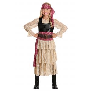 Sweet Swashbuckler Costume for Girls