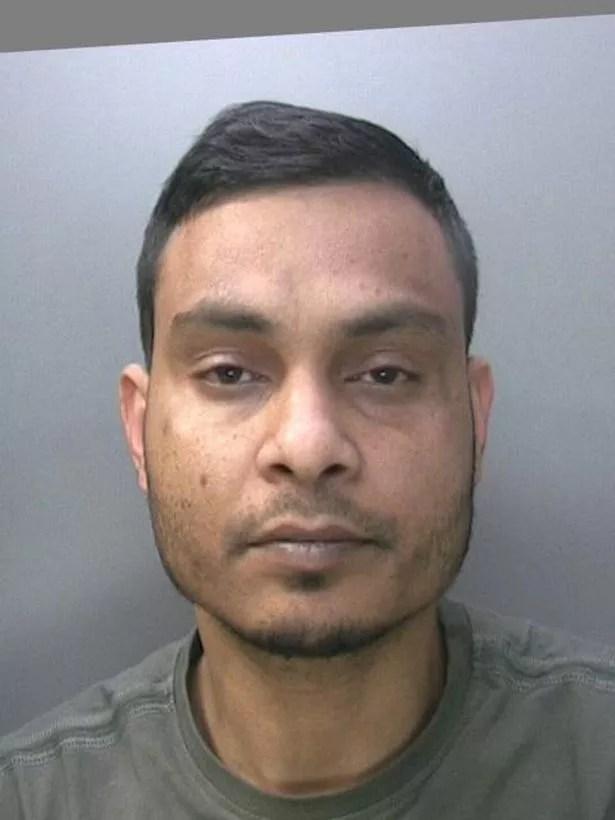 Birmingham Rape jihad : Muslim taxi driver Jhamil Hussain raped female passenger he picked up from a Birmingham nightclub