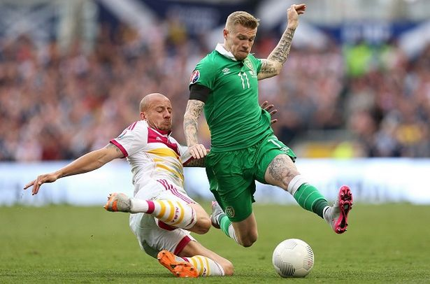Image result for alan hutton tackle