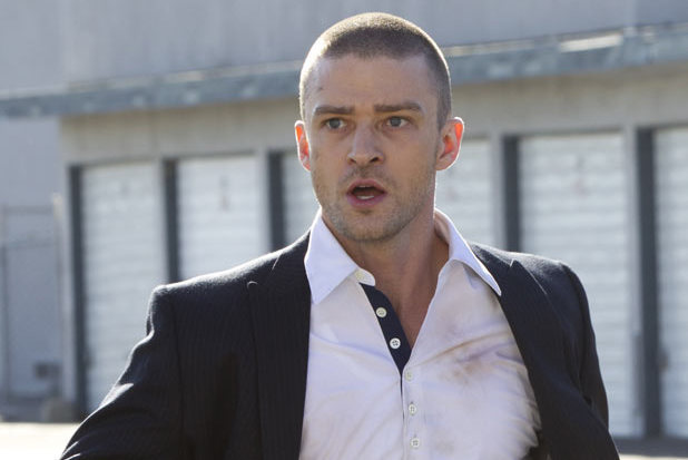 Justin Timberlake in 'In Time'