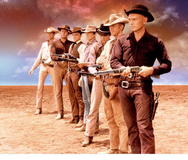 Top 10 Movie Ensemble Casts: The Magnificent Seven
