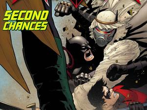 Batman and Nightwing #23 New 52 Patrick Gleason