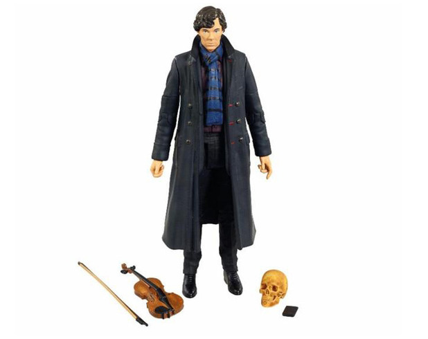 "Sherlock 5"" Action Figure"