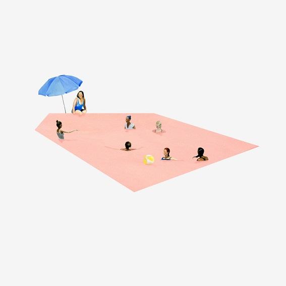 Moon Panda Pastel Pool EP artwork