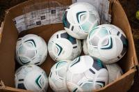 Football balls by Jako