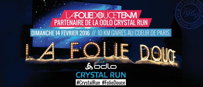 La Folie Douce | Odlo Crystal Run