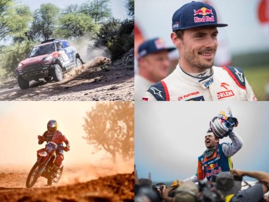 Dakar contenders flex their motoring muscles around the world