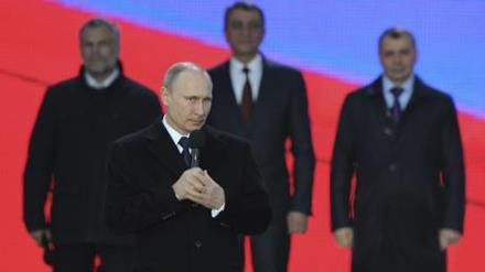 © Reuters/Mikhail Klimentyev/RIA Novosti/Kremlin