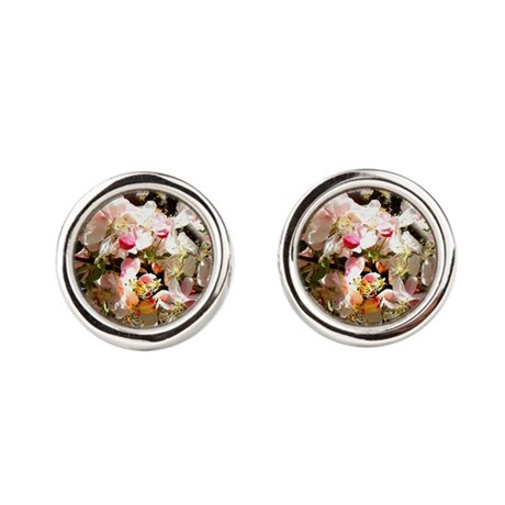What spring does to cherry trees Cufflinks