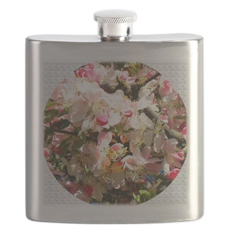 What spring does to cherry trees Flask