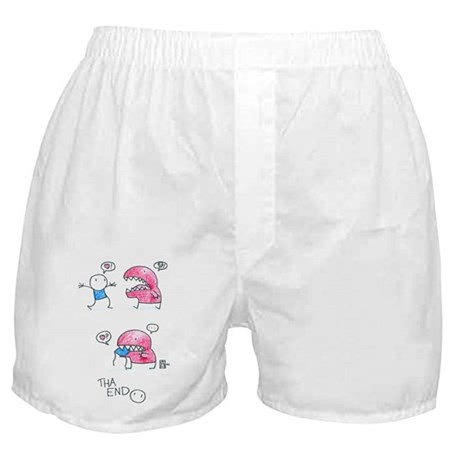 Love Chomped Boxer Shorts