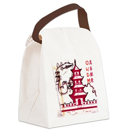 Go-zirra Canvas Lunch Bag