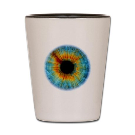Eyescape Shot Glass