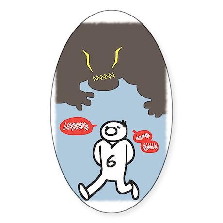 Drewdle Sticker (Oval)