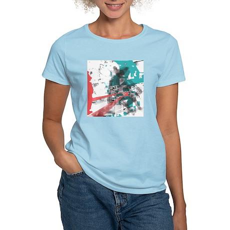 Crazy by Voln Women's Light T-Shirt