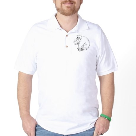 bIG mONSTER Golf Shirt