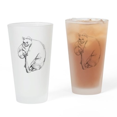 bIG mONSTER Drinking Glass