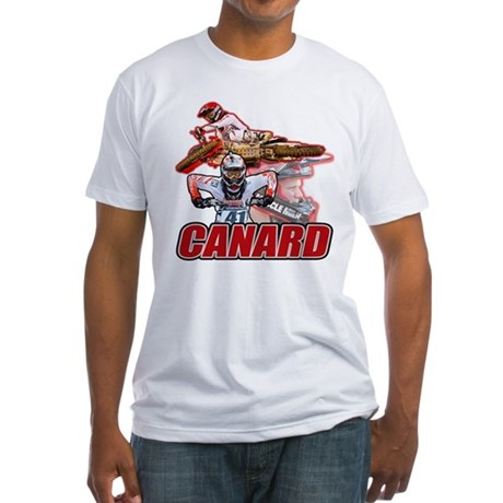 Canard 41 Fitted T-Shirt