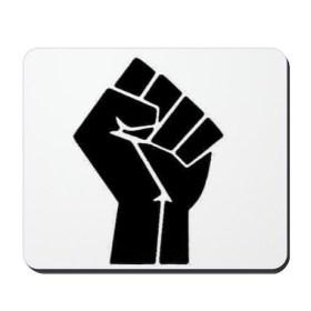 Black Power Mousepad