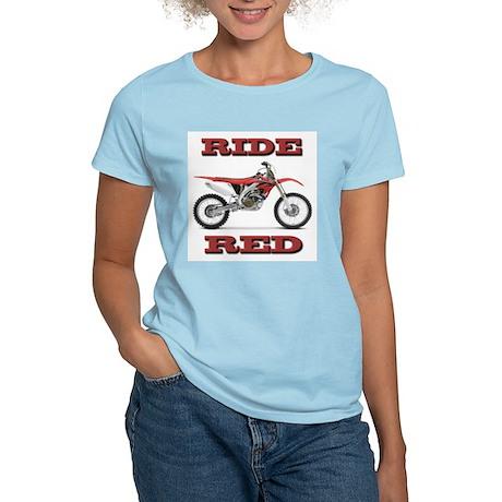 Ride Red Women's Light T-Shirt