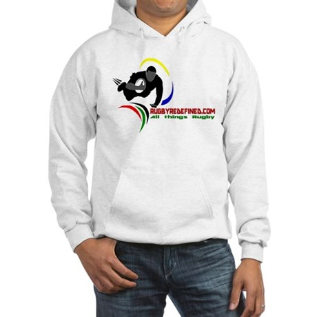Rugby Redefined Hooded Sweatshirt