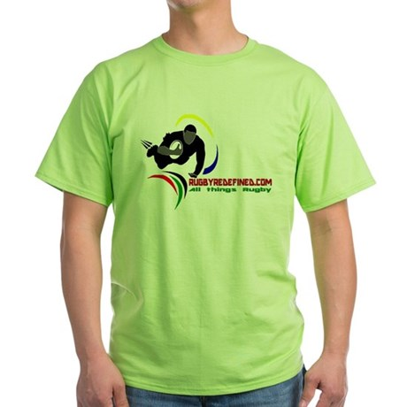 Rugby Redefined Green T-Shirt