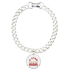Picture of 5 Star Mom charm bracelet