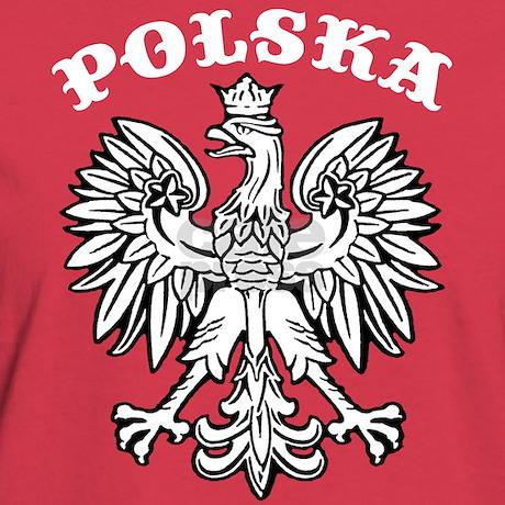 Polska Eagle Tee By Niftetees
