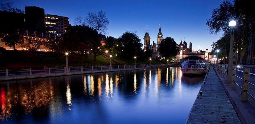 Capital Illumination Plan   Plan lumière de la capitale